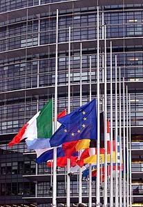 european flags at half mast.jpg